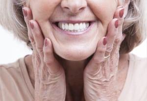 more secure dentures with dental implants