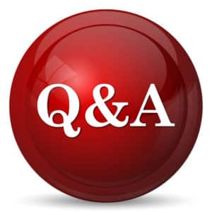 Q&Abuttonred