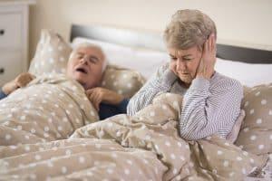 Your Snoring Could Be Sleep Apnea